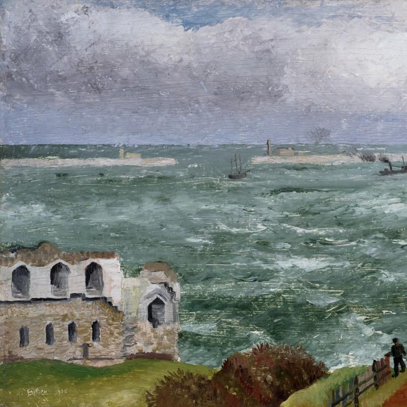 Richard Eurich, Heavy Weather, 1934