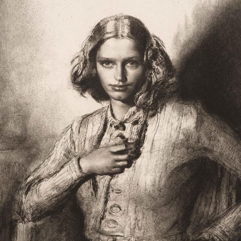 Detail: Jeunesse Dorée, 1942