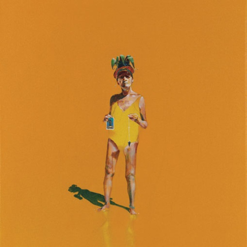Bartholomew Beal, Madame Sosoltris, 2014. Oil on canvas, 59 x 51 cm