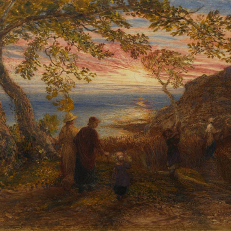 Samuel Palmer and The Fine Art Society