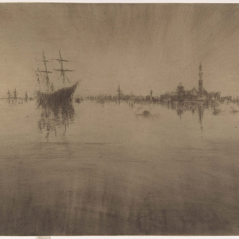 James McNeill Whistler: Prints