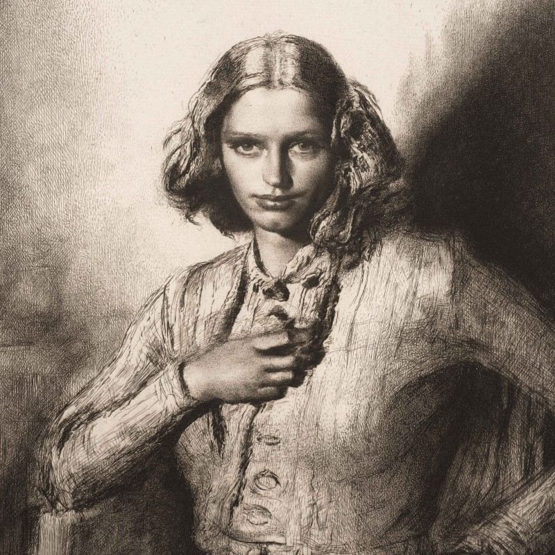 Gerald Brockhurst A Private Collection