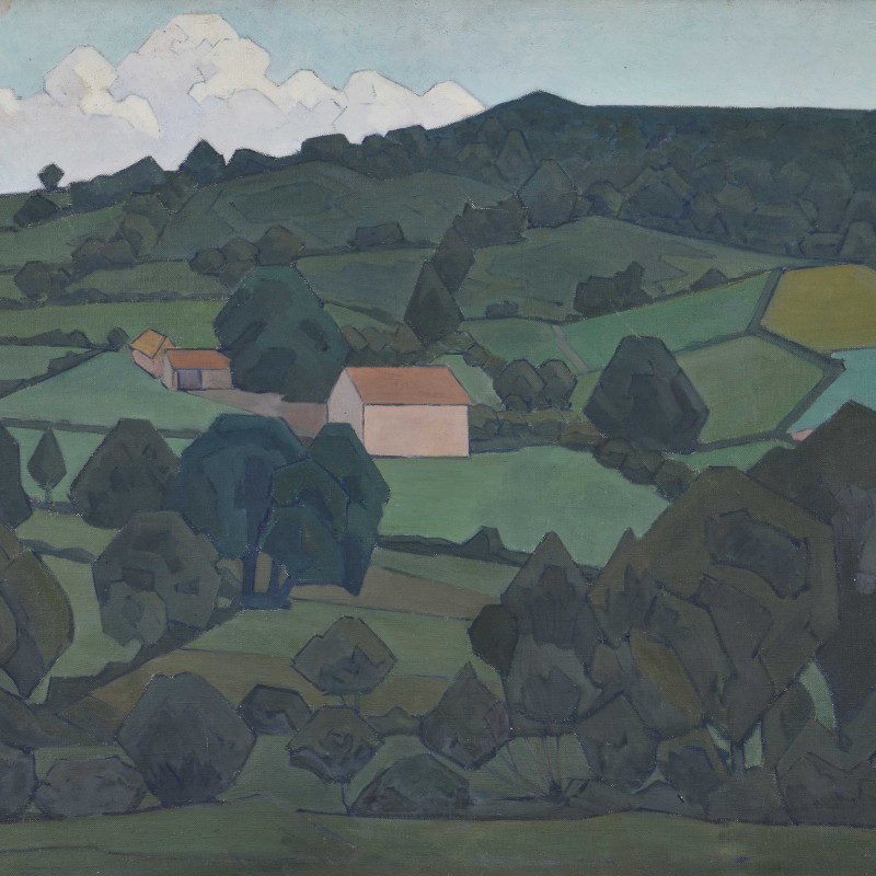 A Family Collection from Boxted House Robert Bevan & other Modern British Art from the collection of Bobby and Natalie Bevan