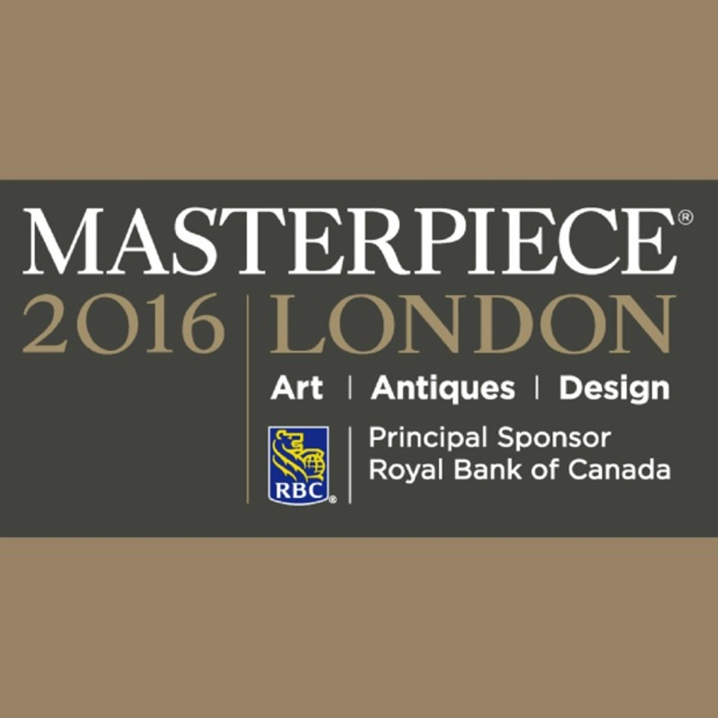 Masterpiece 2016 London The Fine Art Society Stand A1