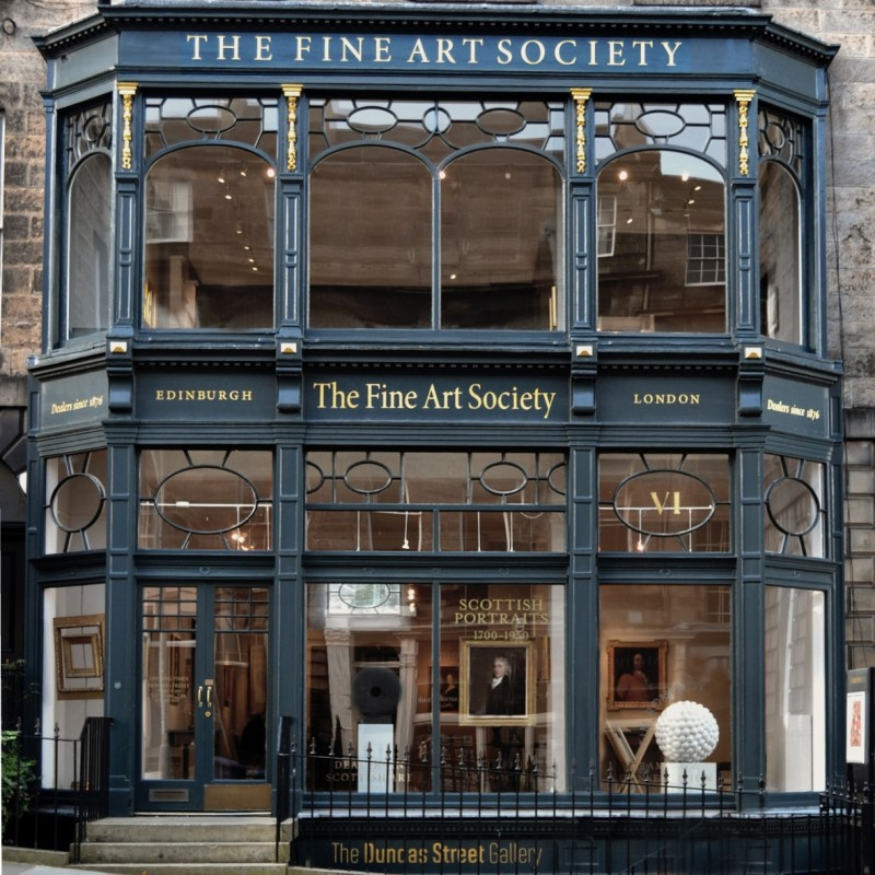 The Fine Art Society Edinburgh