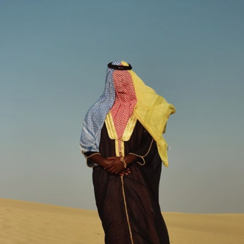 MOUS LAMRABAT, ABU DHABI - ARABS ARE COOLER THAN YOU THINK , 2019