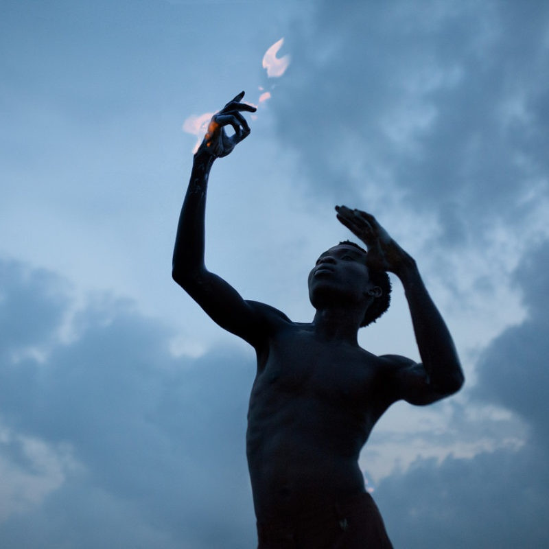 DAVID UZOCHUKWU, PLUTON - IGNITE, 2019