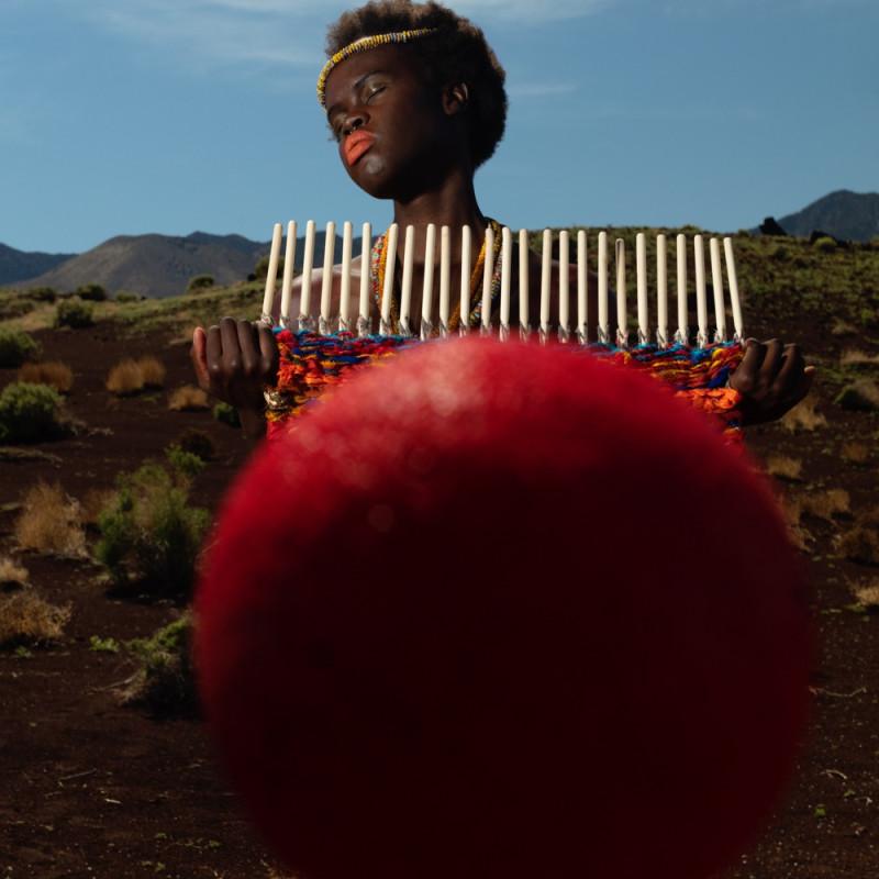 DJENEBA ADUAYOM, ADHEL SERIES - UNTITLED VII, 2019
