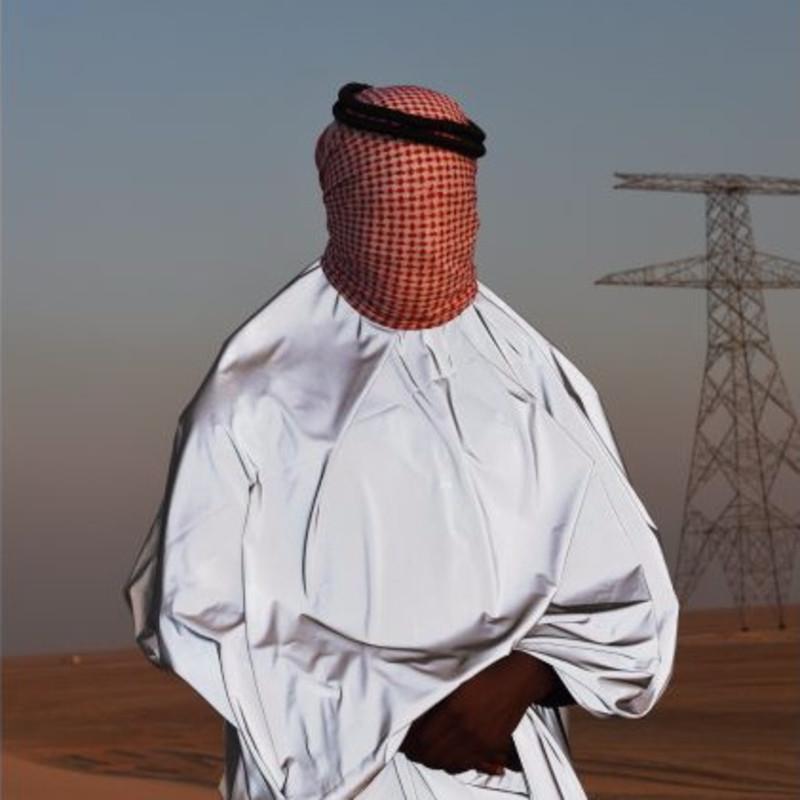 MOUS LAMRABAT, ABU DHABI - SELF REFLECTION, 2019