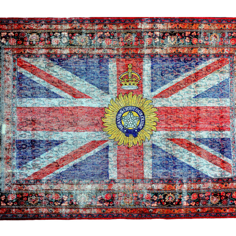 David Alesworth, Viceroy's Flag 1885, 2012