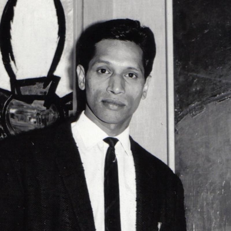 Lancelot Ribeiro, c.1965