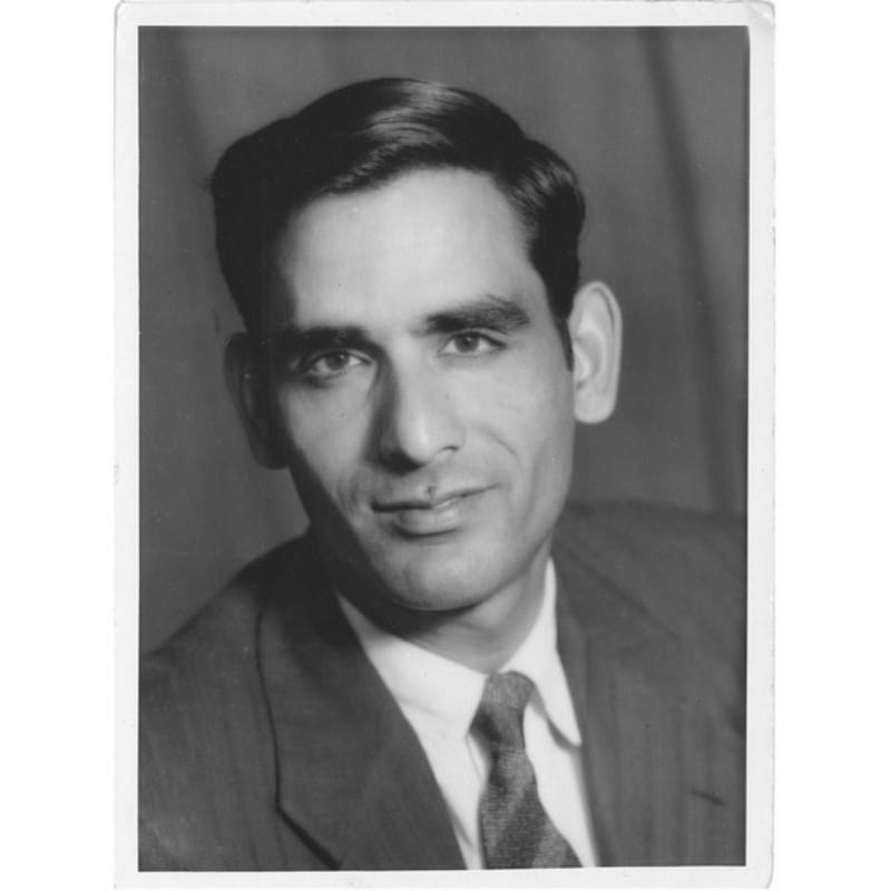 Ahmed Parvez, c.1964