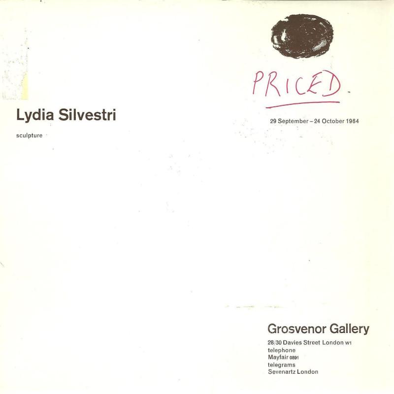 Lydia Silvestri, Sculpture