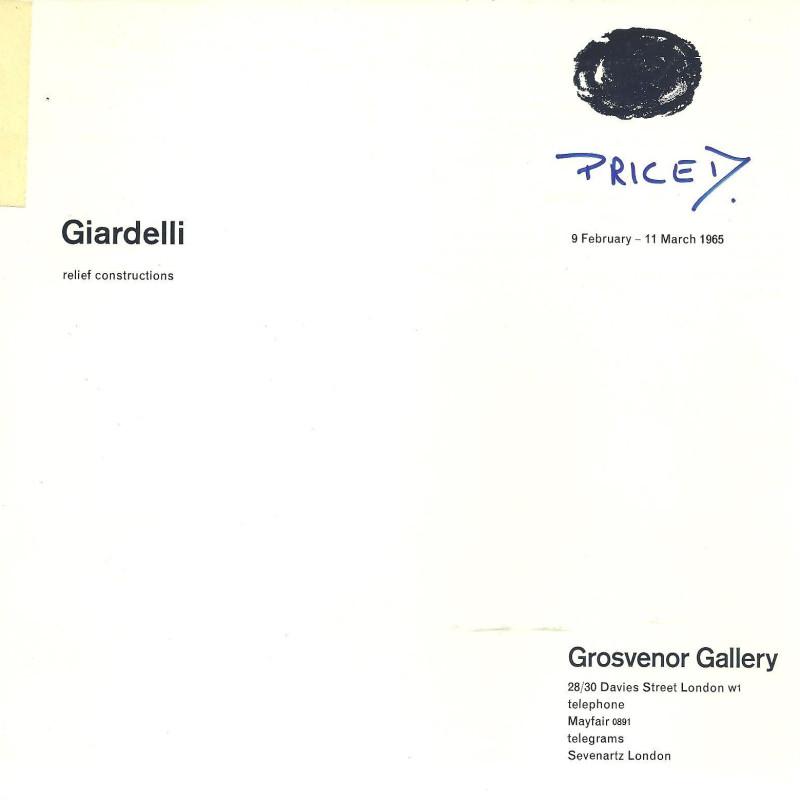 Giardelli, Relief Constructions
