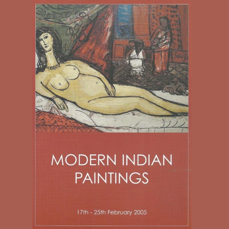 Modern Indian Paintings