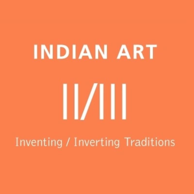 Inventing/Inverting Traditions, Grosvenor Vadehra