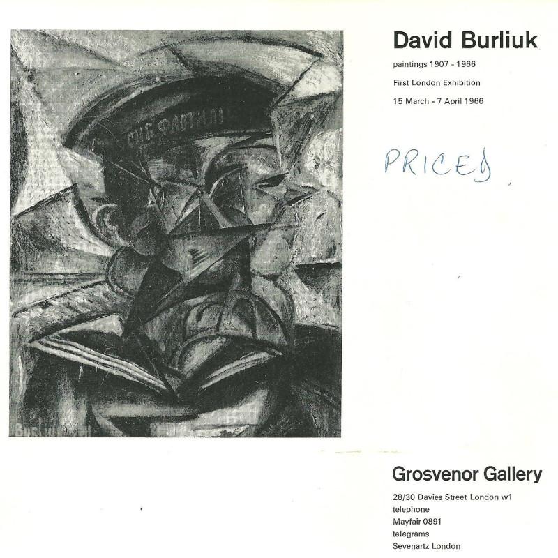 David Burliuk