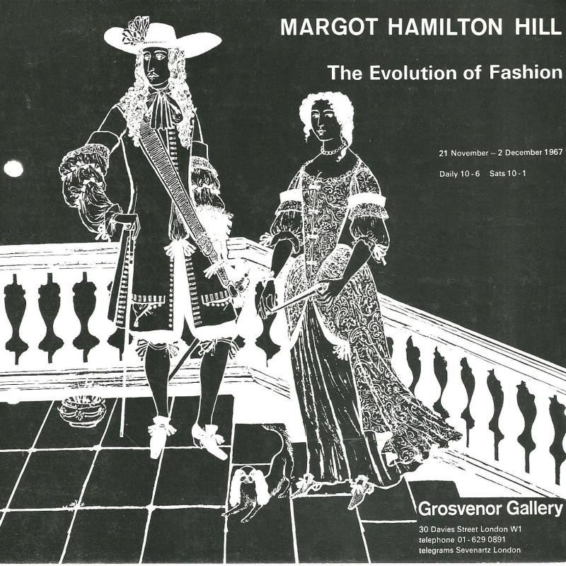 The Evolution of Fashion- Margot Hamilton Hill