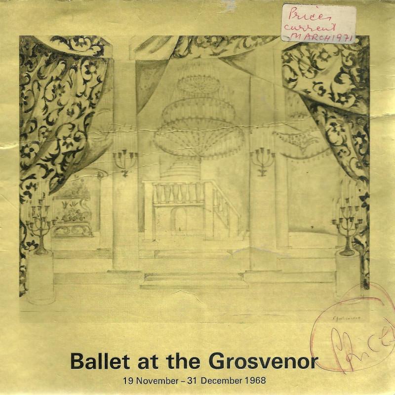 Ballet at the Grosvenor