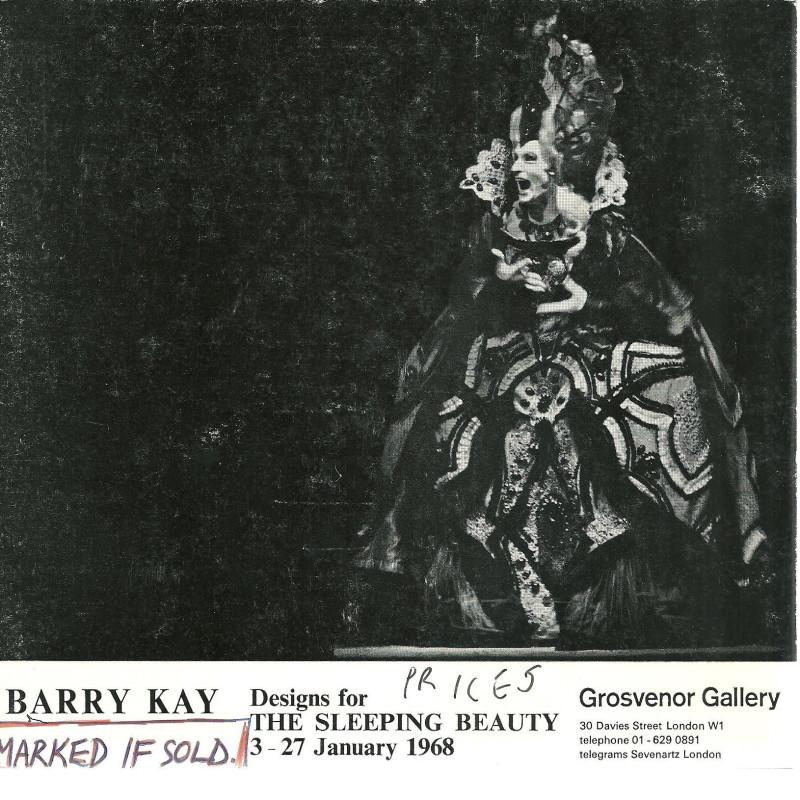 Barry Kay , The Sleeping Beauty