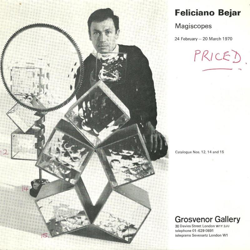 Feliciano Bejar, Magiscopes