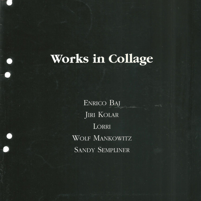 Works in Collage