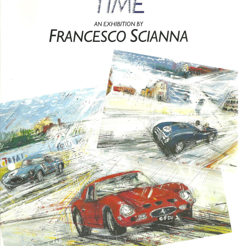 Racing Against Time by Francesco Scianna