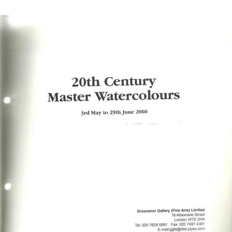 20th Century Master Watercolours