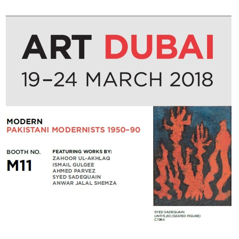Art Dubai Modern, Pakistani Modernists 1950-1990