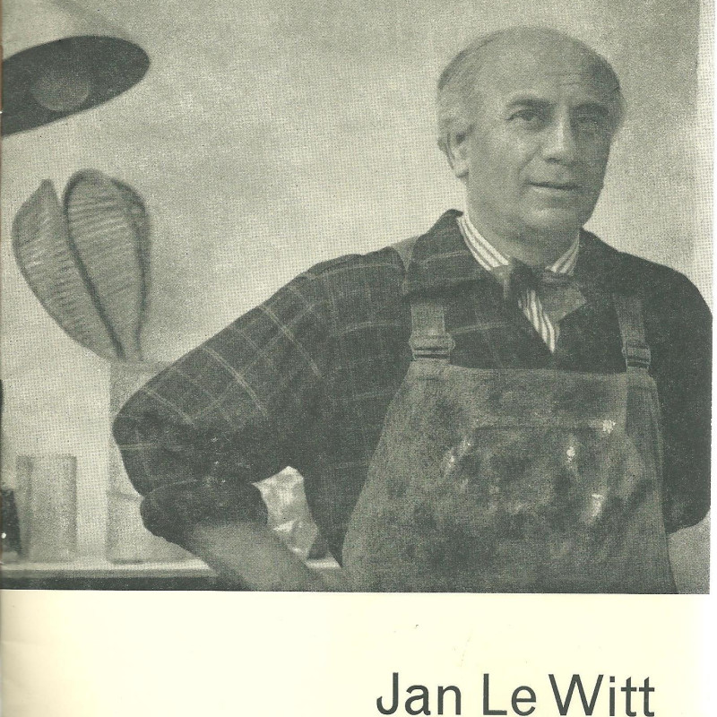 Jan Le Witt, Paintings