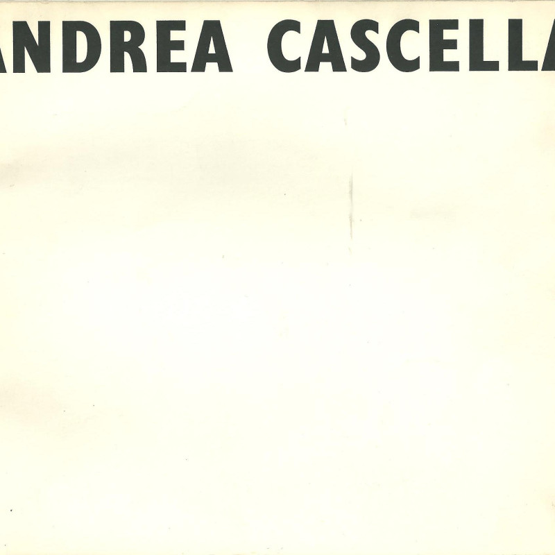 Andrea Cascella