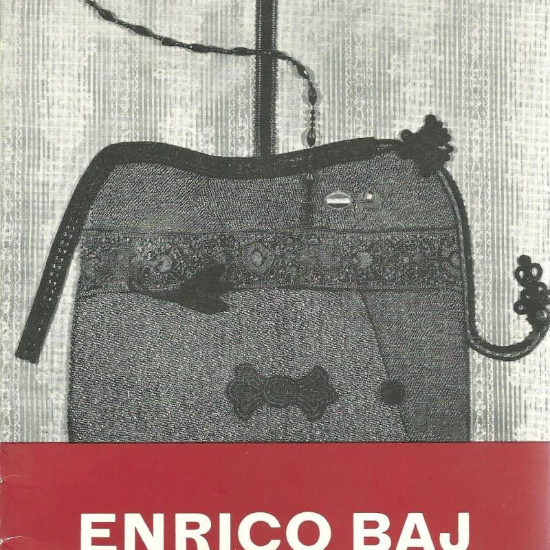 Enrico Baj, Assemblages, Collages, Paintings
