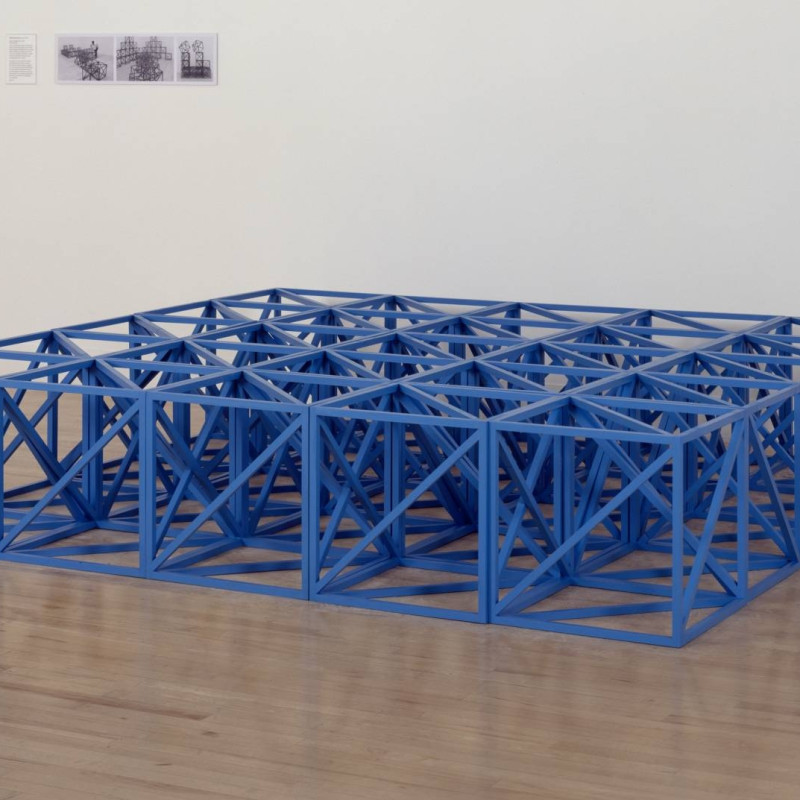 Marwan Rechmaoui's Beirut Caoutchouc (2004-08), on show at the new Tate Modern