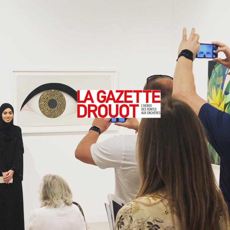 Grosvenor Gallery at Abu Dhabi Art