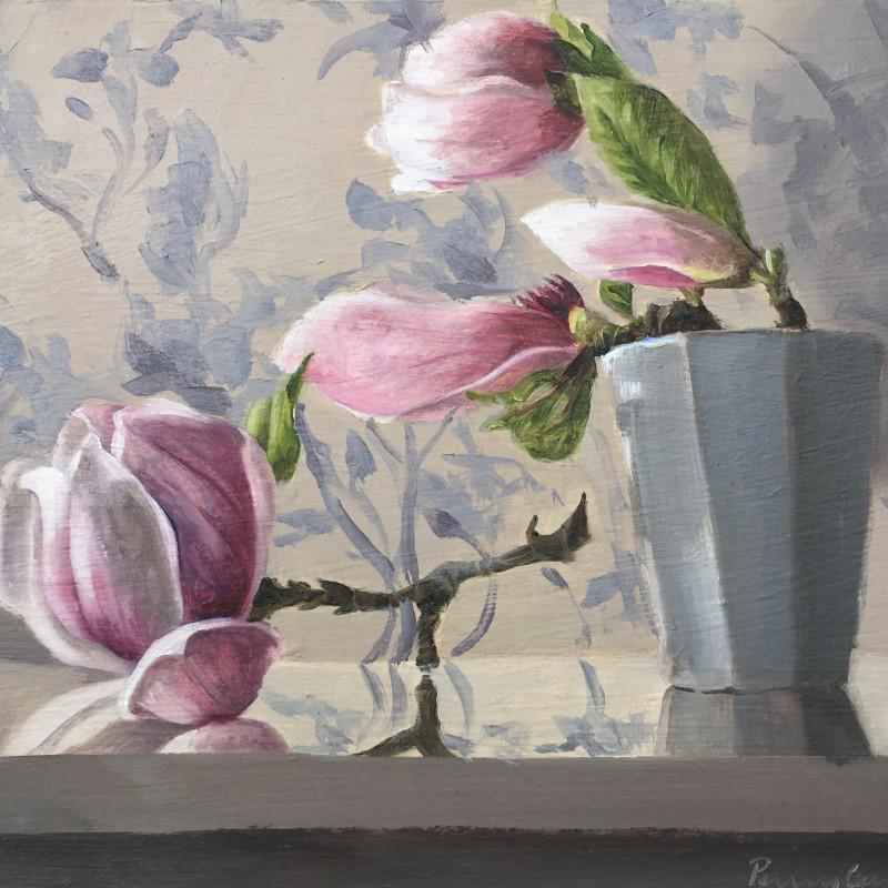 Penny German ARBSA  Magnolia & paper