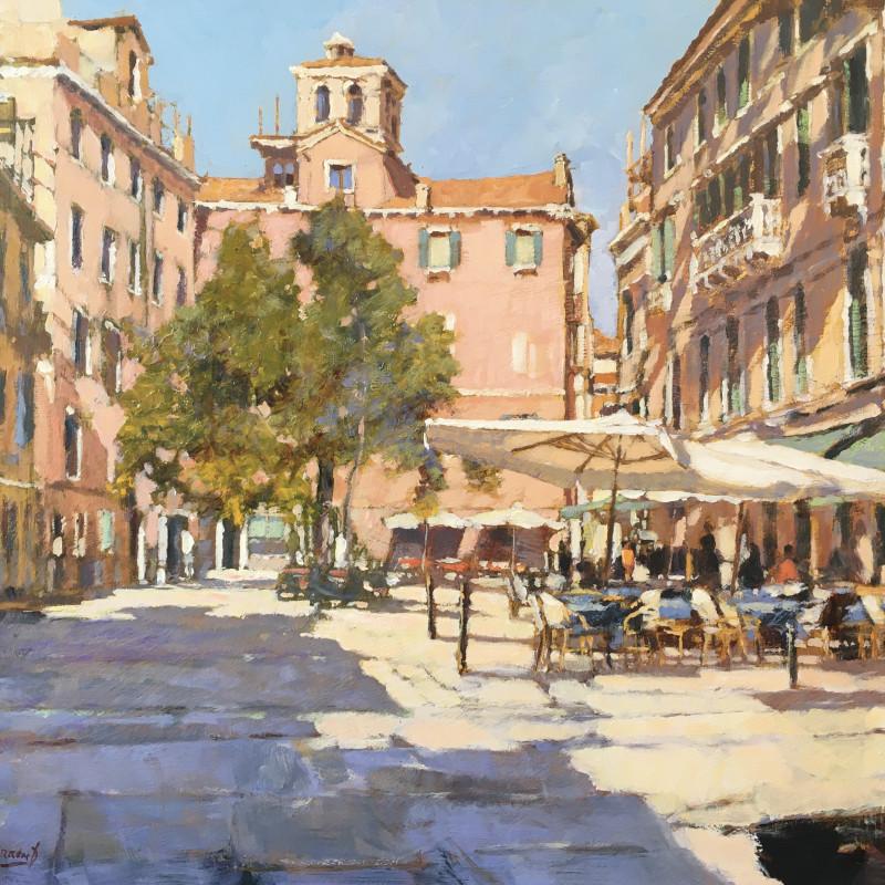 Featured Artist October: John Hammond SWAc
