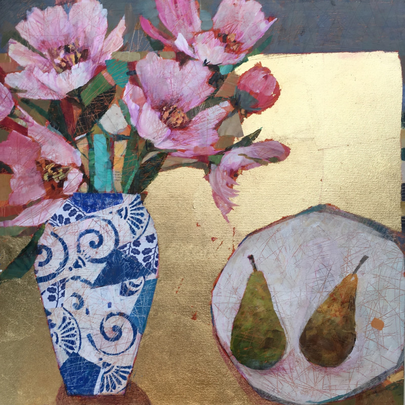 Sally Anne Fitter New paintings