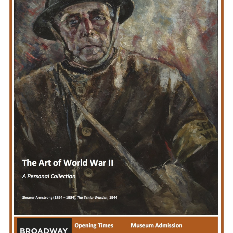 The Art of World War II: A Personal Collection
