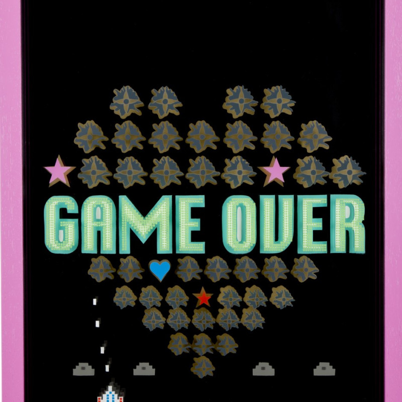 Static: Game Over 8