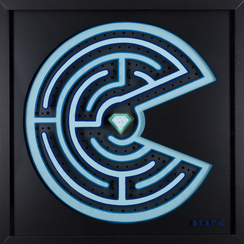 Static: Labyrinth Inky