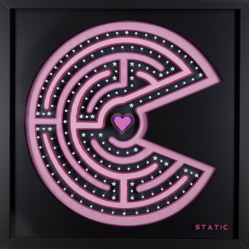 Static: Labyrinth Pinky