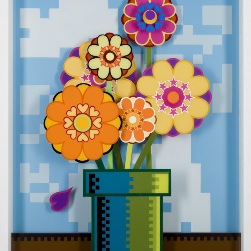 Static: Sun Flowers