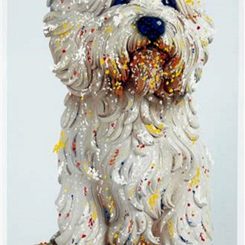 Jeff Koons: Puppy