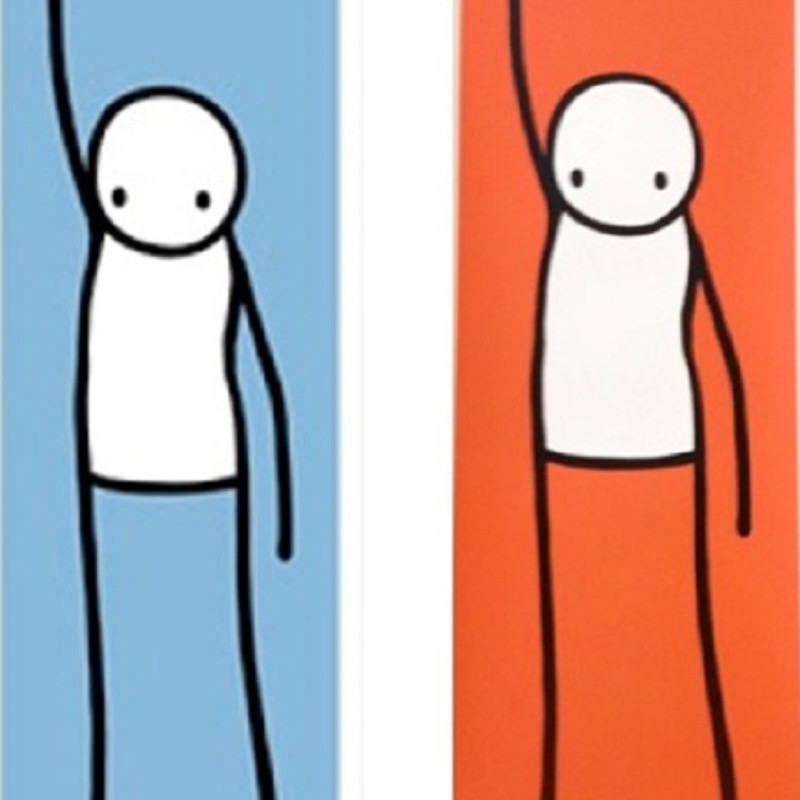 Stik: Liberty – Blue, Orange