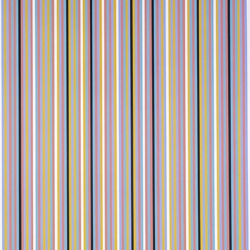 Bridget Riley - Composition With Circles 4