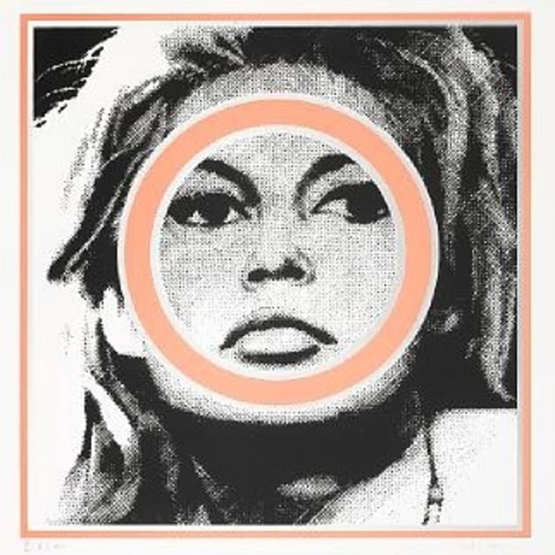 Gerald Laing - Brigitte Bardot (1968)