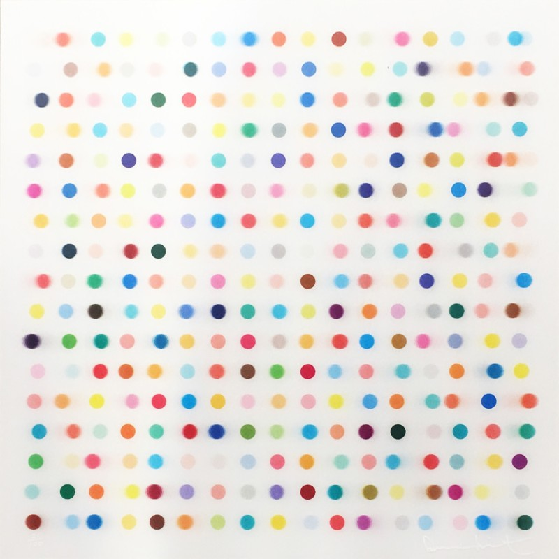 Damien Hirst - Cafe Royal