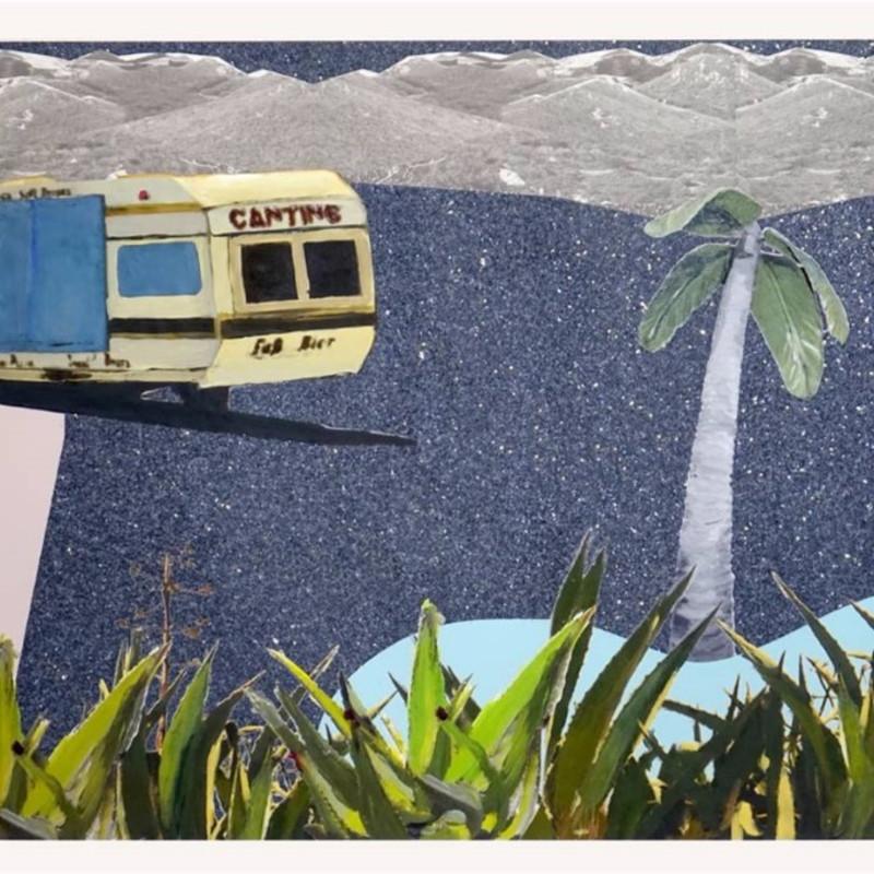 Bonnie and Clyde, Caravan