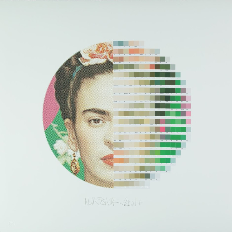 Nick Smith, Frida Kahlo, Tondo 2