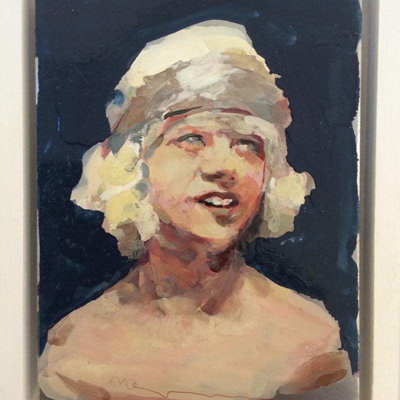 Geraldine Swayne - Blonde Scarlet